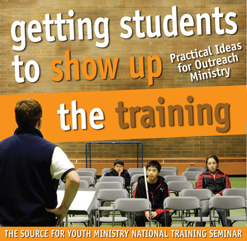 getting students to show up - the training