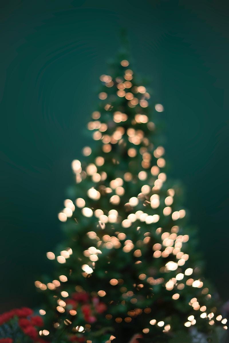 human-christmas-tree