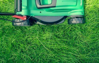 human-lawn-mower