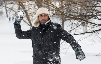 human-snowball