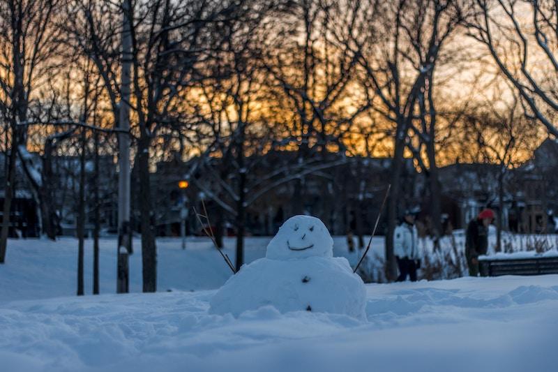 play-doh-snowman