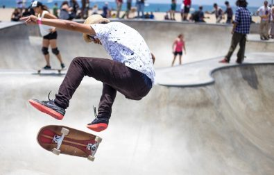 skateboard-joust