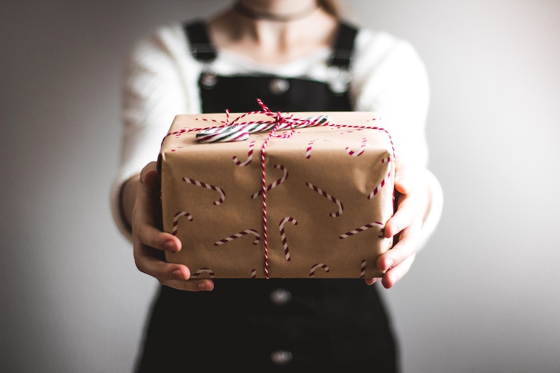 human-gift-wrapping